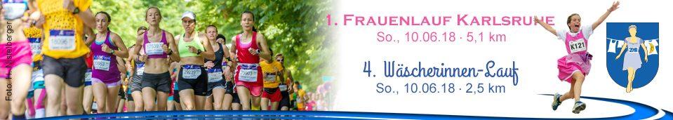 4. Wäscherinnen-Lauf – 1. Frauenlauf Karlsruhe