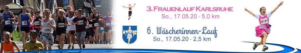 6. Wäscherinnen-Lauf – 3. Frauenlauf Karlsruhe